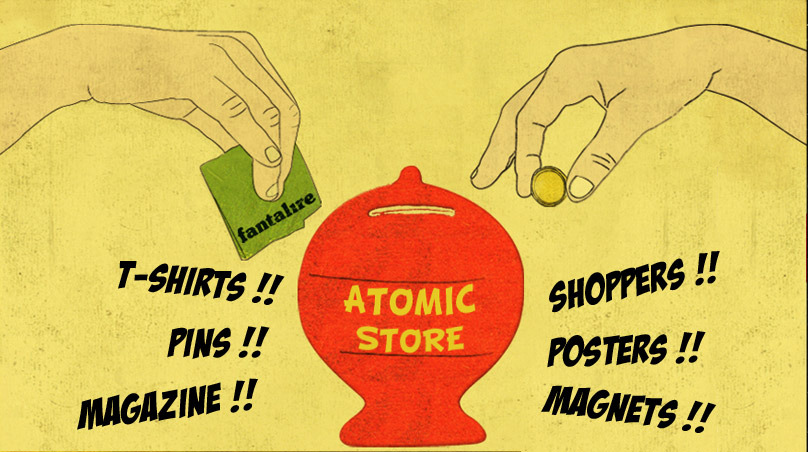 Atomic Rocket Comics